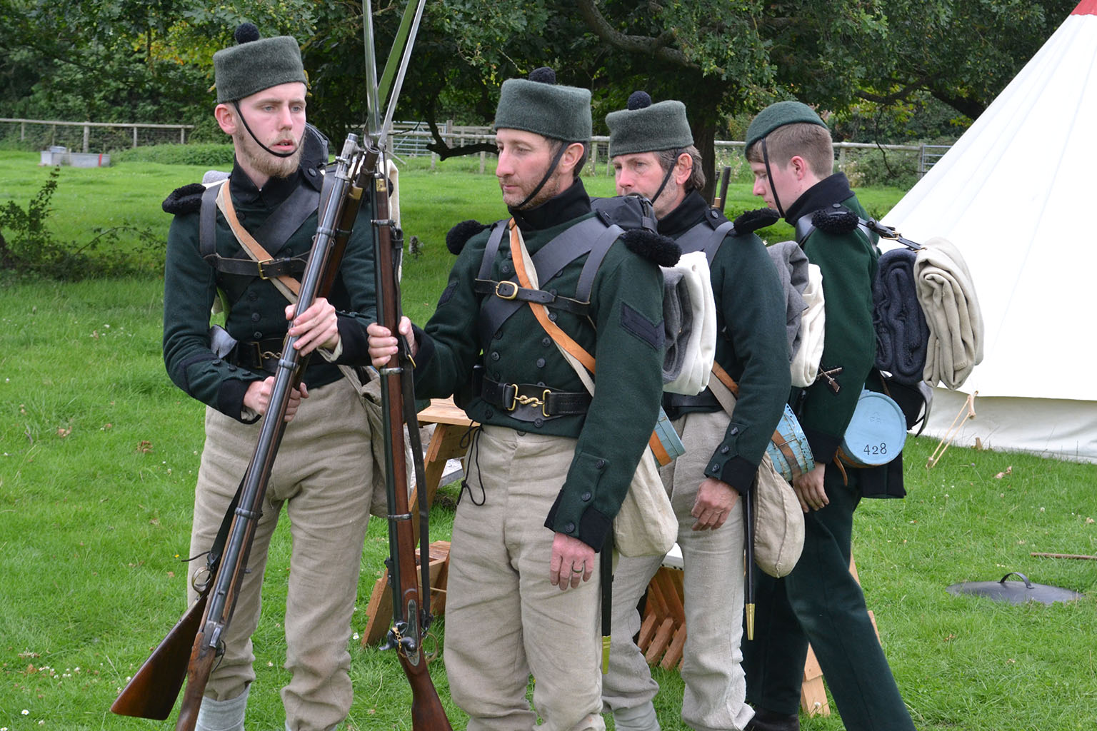 The Crimean War Rifles
